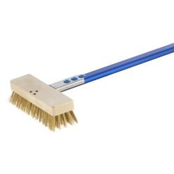 Brosse laiton spéciale fours électriques hauteur max 6 cm