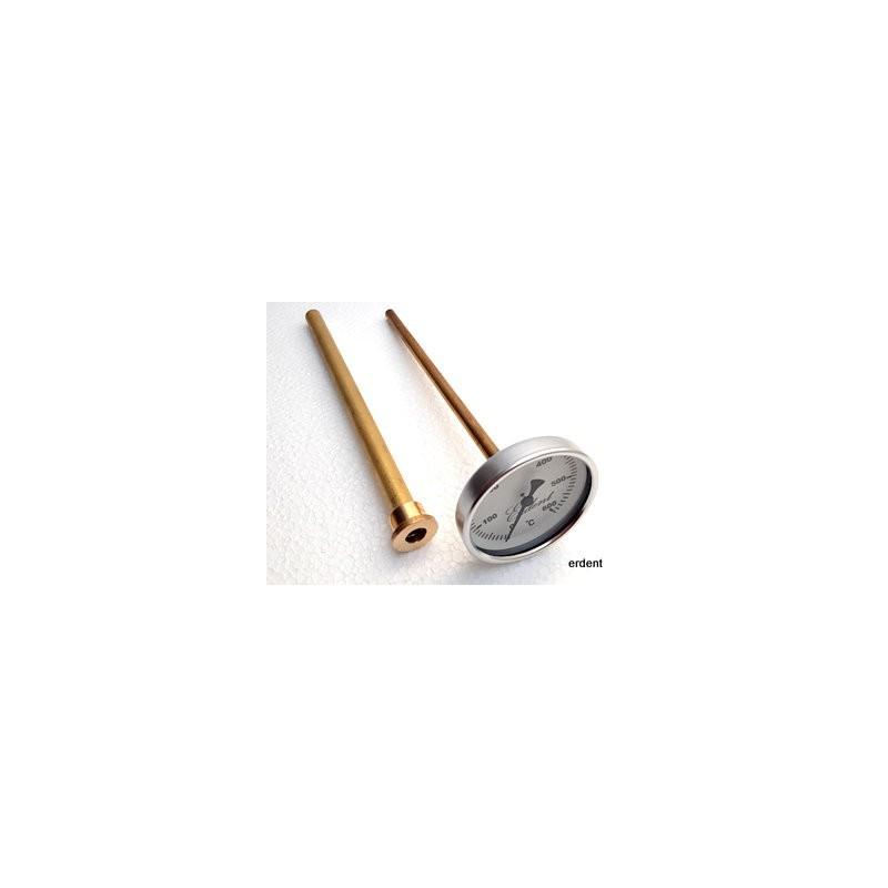Thermomètre à canne 40 cm