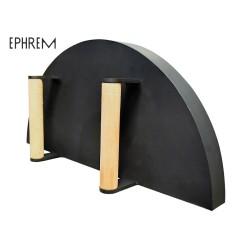 Porte isolante pour four à bois domestique EPHREM L'Authentique
