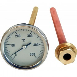 Thermomètre de 0°C à 500°C